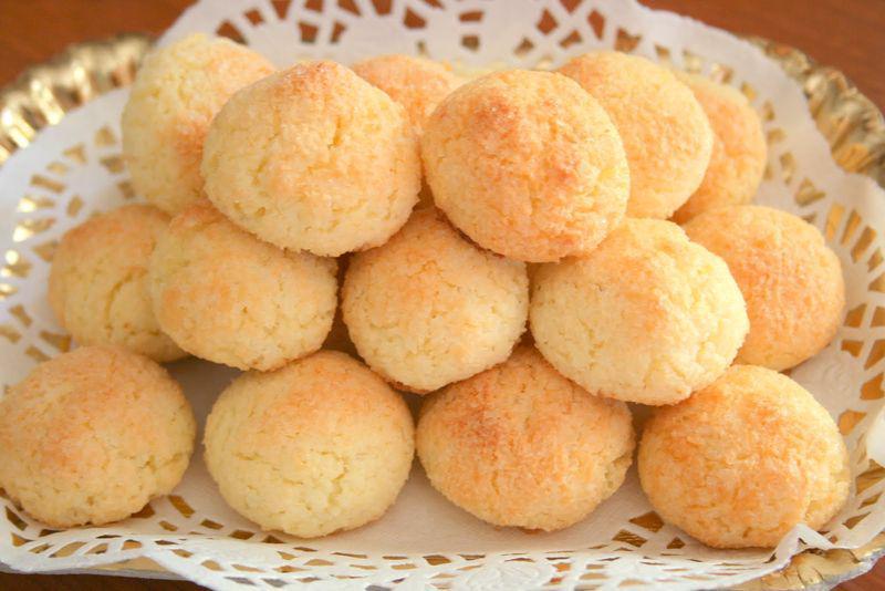 как приготовить сасое простое печенье