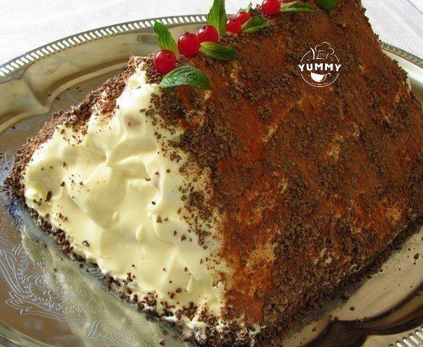 Рецепты тортов фото монастырская изба