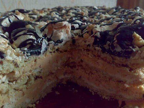 воздушные торты рецепты с фото
