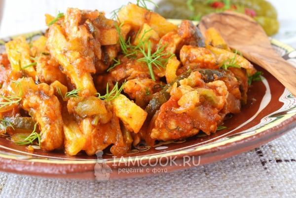 Что приготовить из мяса индейки фото рецепт