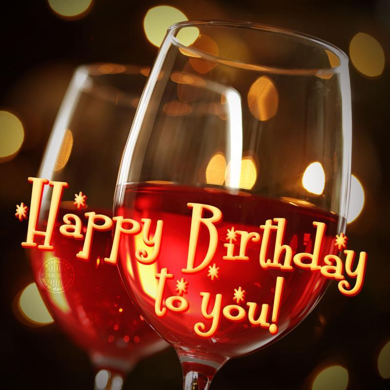 Поздравления с днем рождения оригинальные на английском