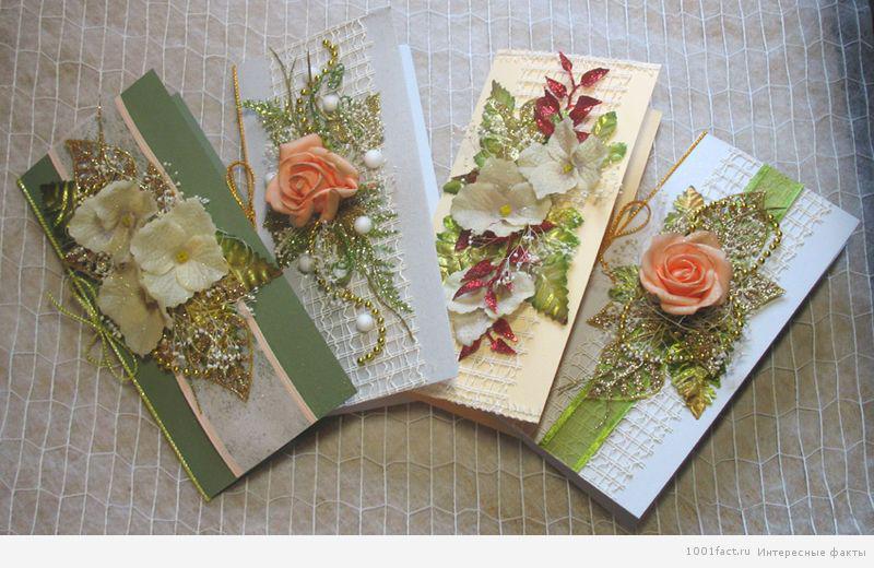 Варианты красивых открыток
