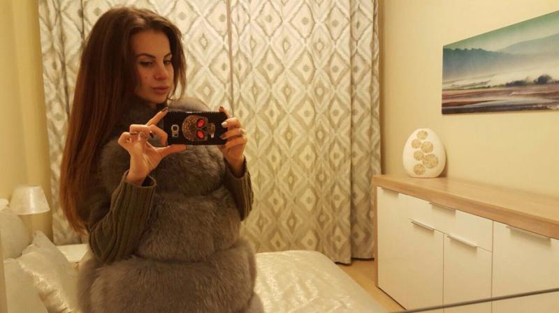 Кристина пименова свежие фото