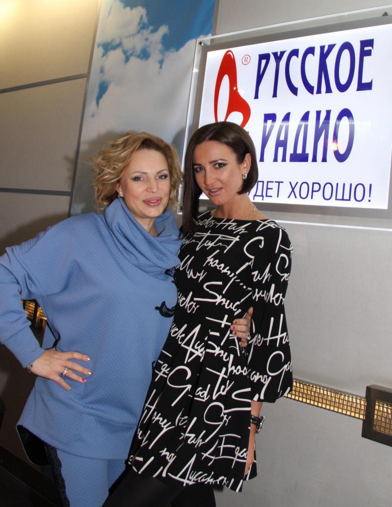 Звезда Русского Радио Алла Довлатова в четвертый раз