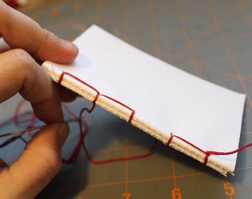 Как сделать переплёт для блокнота своими руками