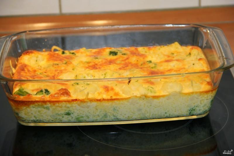 Запеканка из кабачков в духовке для детейы с фото