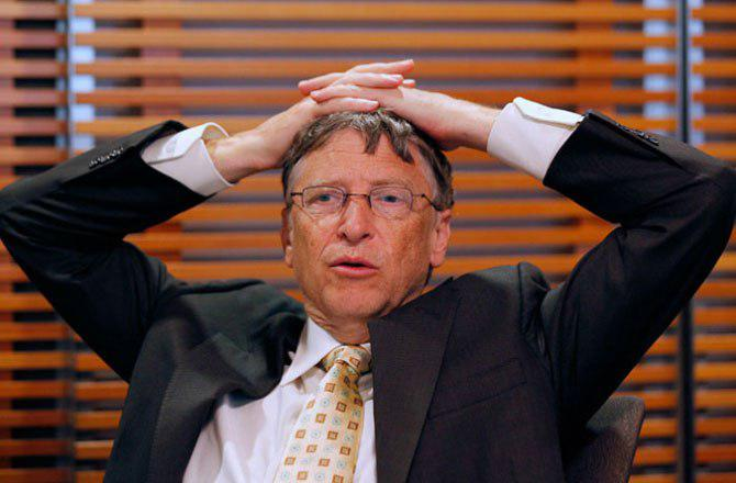 bill gates situational leadership