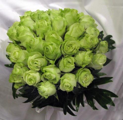 Букеты, зеленые розы букеты картинки