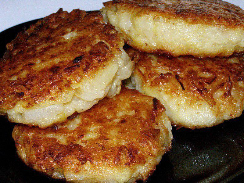 Самые вкусные капустные котлеты рецепт пошагово