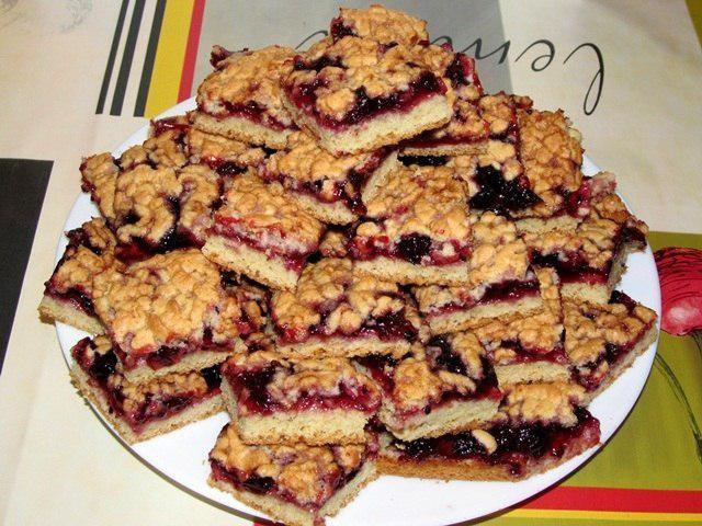 Рецепт теста печенье с вареньем
