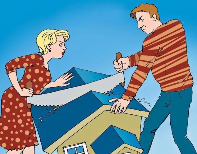 Адвокат по разводу и разделу имущества спб