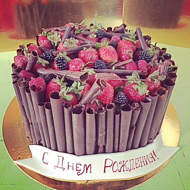 Картинки дня рождения тортик