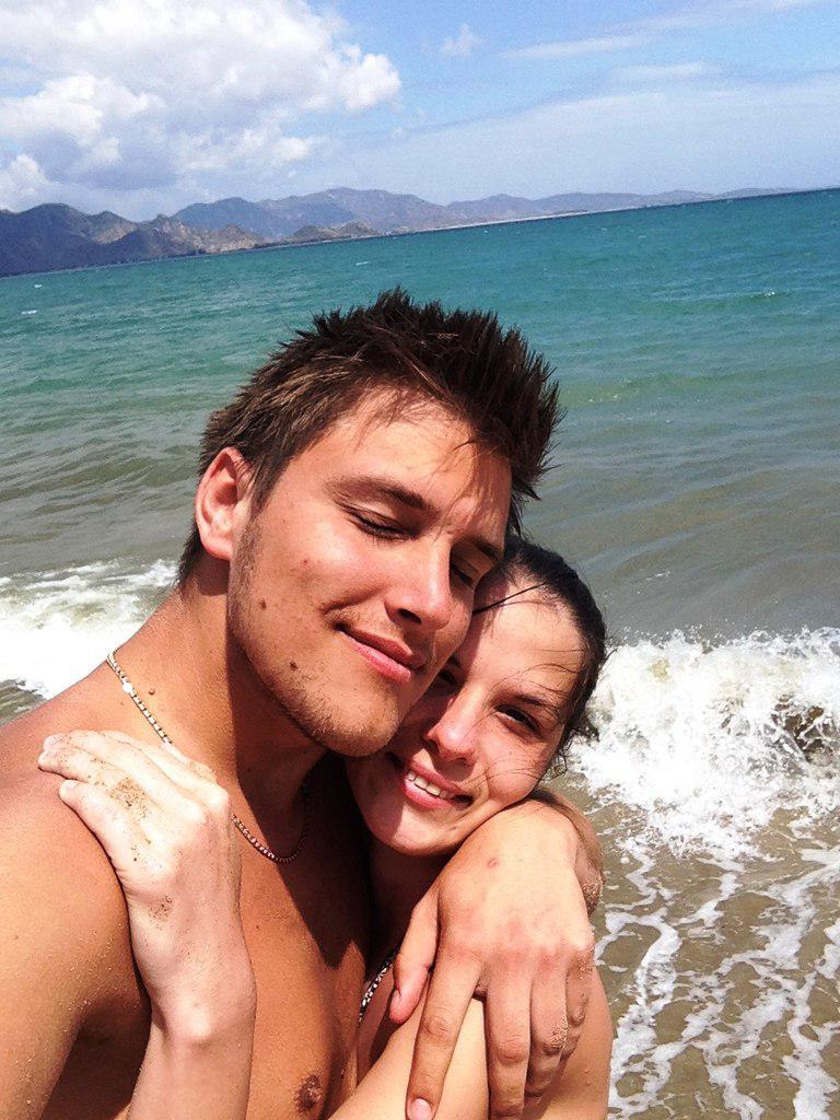 походка становится катя токарева и юра слободян поженились фото украине