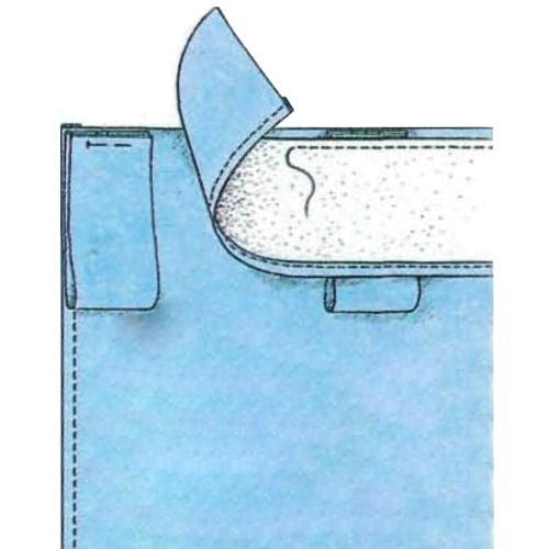 Как сшить тюль мастер класс