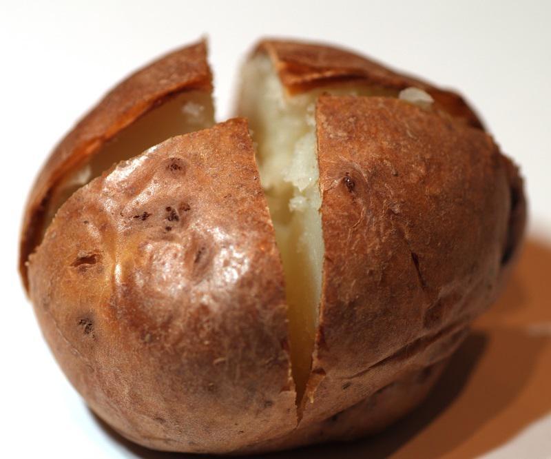 Рецепт вкусного запеченного картофеля в духовке