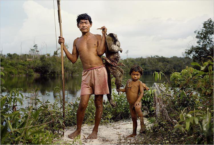 голых индейцев фото