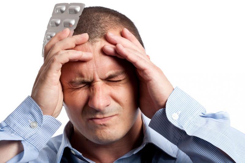Как снять головную боль при запое