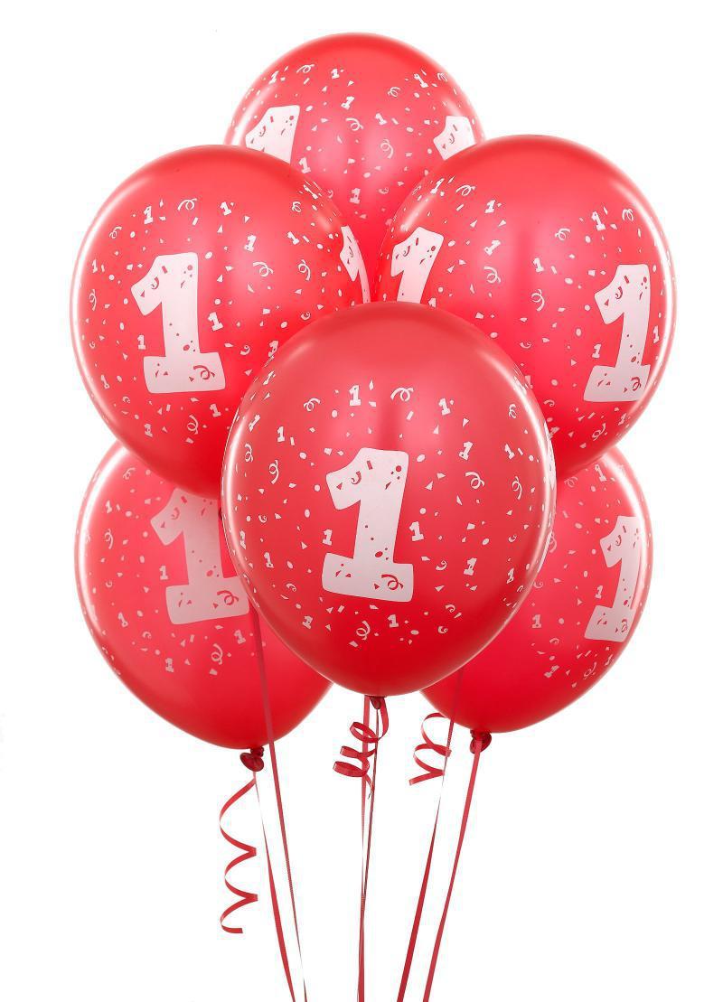 Нашей фирме 1 год поздравления