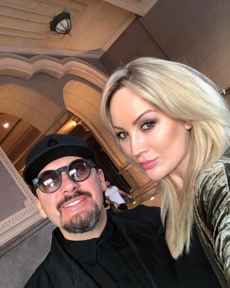 Фото жены стаса михайлова 2018
