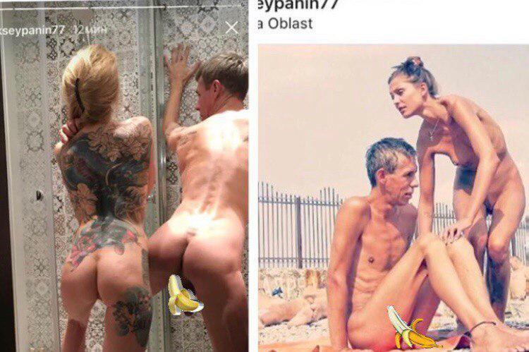 проститутткой фотосессия алексей панин с