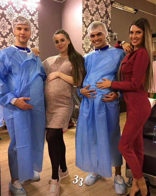 Кто беременна на дом2 1160