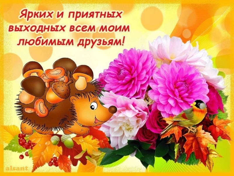 Днем, картинки хорошего дня приятных выходных