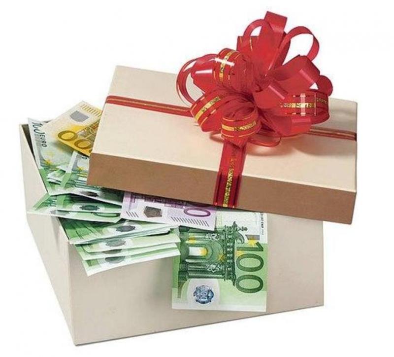Поздравления с получением денег