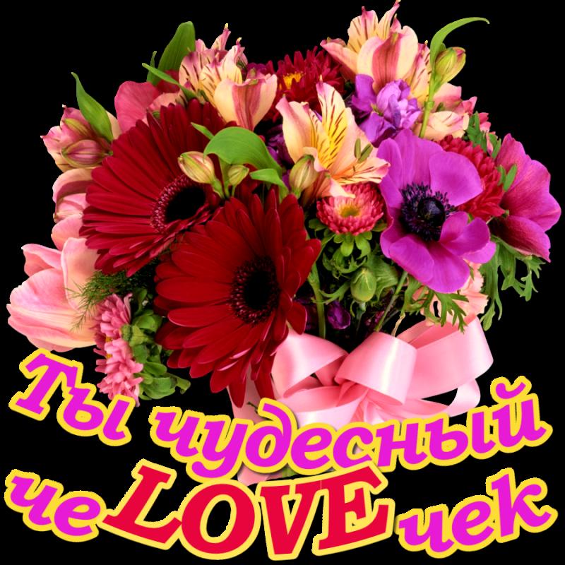 Картинка для тебя моя хорошая цветы