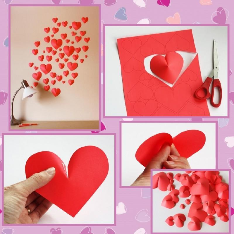 Измена мужа, открытка сердечко своими руками из бумаги для мамы