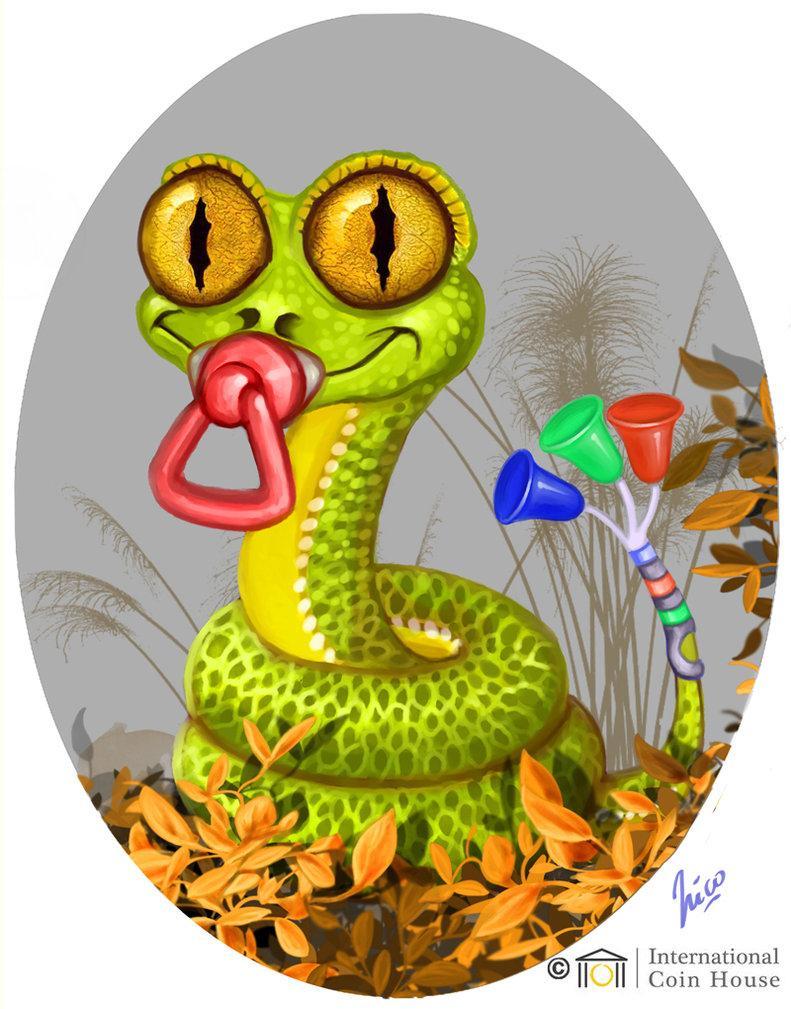 змеиный день рождения мультяшные картинки выезд мастера