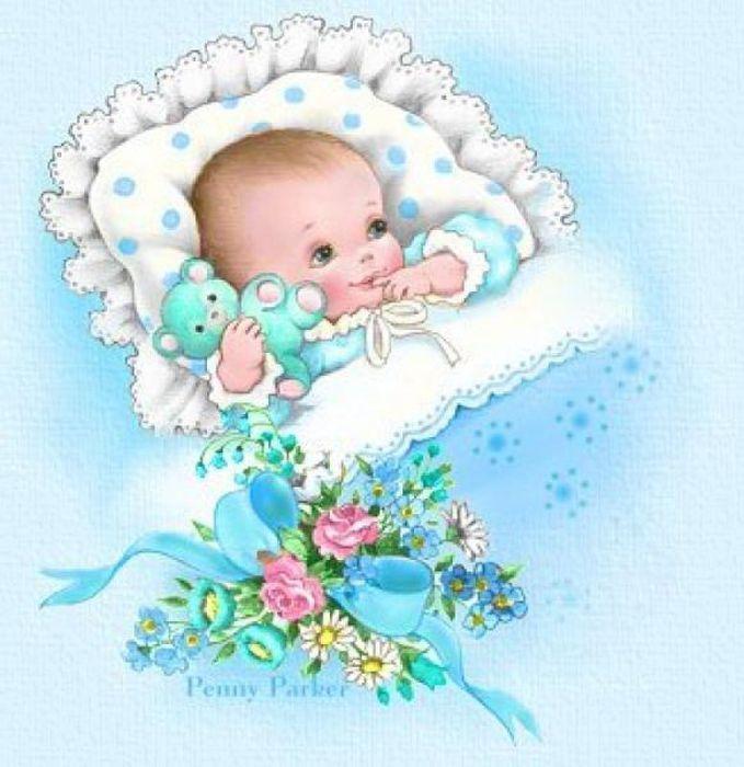 Поздравление новорожденного племянника