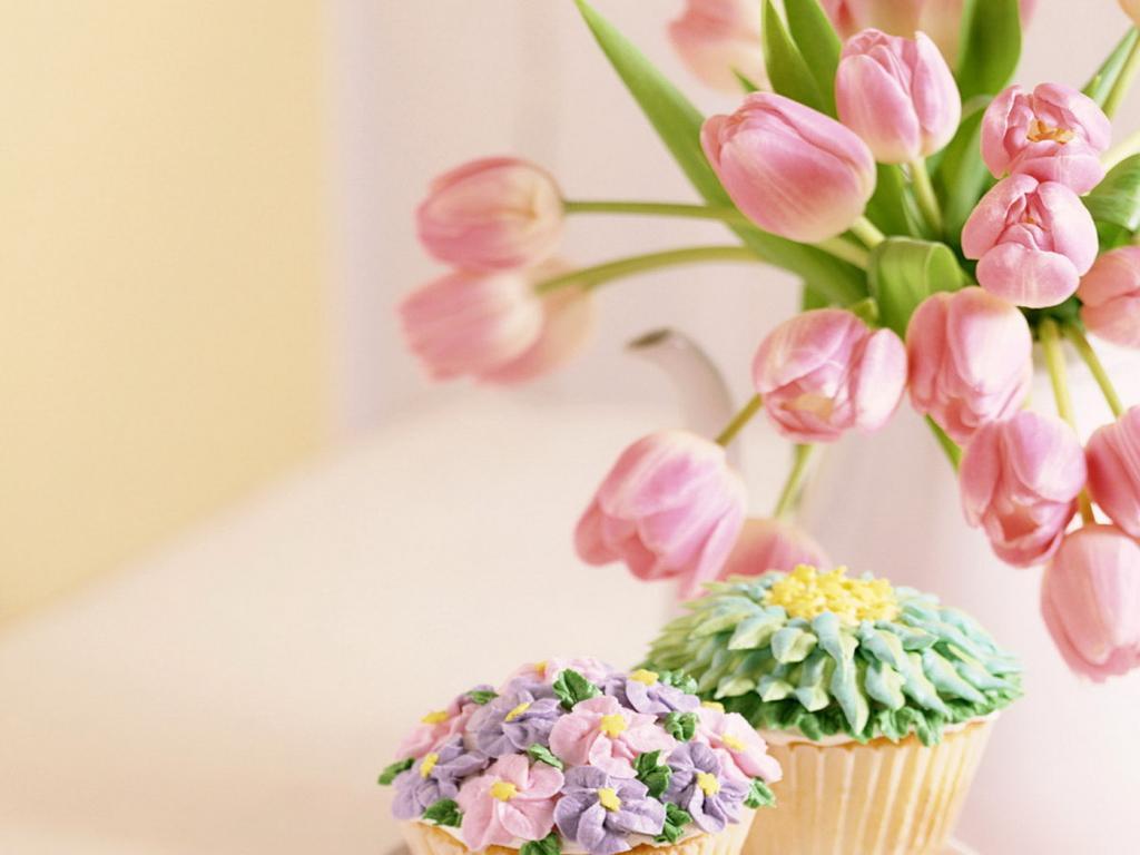 Поздравления с днем рождения женщину апрель