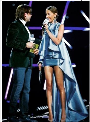 российские знаменитости в мини юбках фото