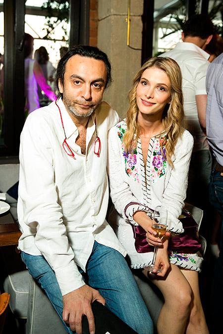 Джаник Файзиев и Светлана Иванова их дочь Полина  54 фото