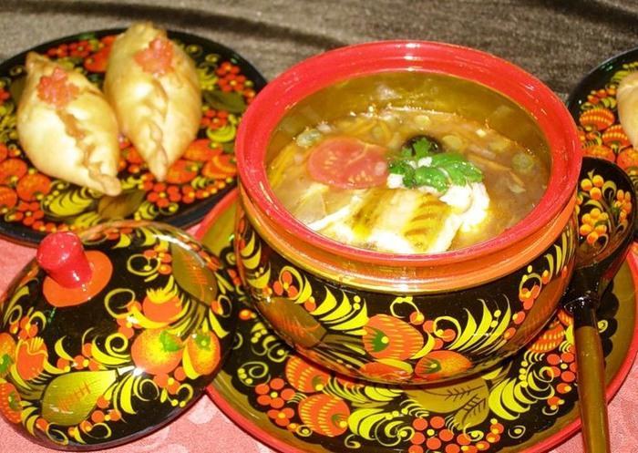 Старославянская кухня рецепты с фото